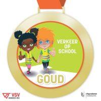 Medaille VOS Goud_600x600